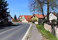 Kovanice, Chvalovice, road to Nymburk.jpg