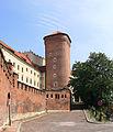 Krakow WawelSenatorTower A55.jpg