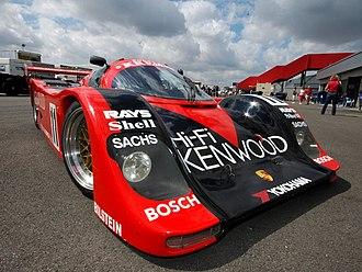 Kremer Racing - A Kremer 962CK6.