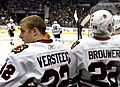 Kris Versteeg and Troy Brouwer (5219036770).jpg