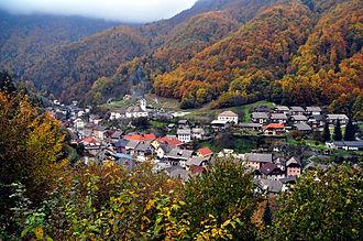 Kropa - Image: Kropa view 26102009 43