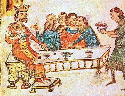 reiternomade der antike