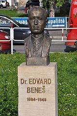 busta Edvarda Beneše
