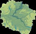 Kujawsko-pomorskie mapa fizyczna.png