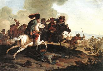 Insurgency - The so-called kuruc were armed anti-Habsburg rebels in Royal Hungary between 1671 and 1711.