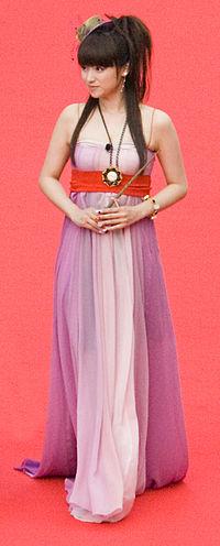 Kyoko Fukada Top Japanese Singer