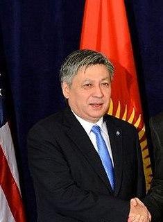 Erlan Abdyldayev politician