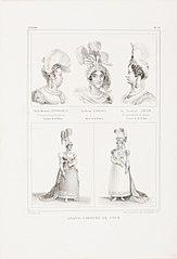 l´Archi-Duchesse Leopoldine, 1e. Impératrice du Brésil, Femme de D. Pèdro