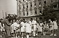 Lányok alkalmi ruhában 1947, Budapest. Fortepan 92650.jpg
