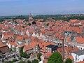 Lüneburg Am Sande vom Wasserturm.jpg