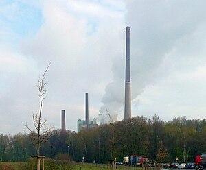 Lünen Power Station - Lünen Power Station
