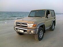 Toyota Land Cruiser J70 Wikipedia