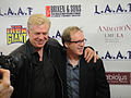 LA Animation Festival - Iron Giant screening with Christopher McDonald and Brad Bird (6852465438).jpg