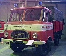 Build A Truck >> Robur (truck) - Wikipedia