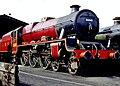 LMS Jubilee Class No 45690 (5690) Leander (8062229932).jpg
