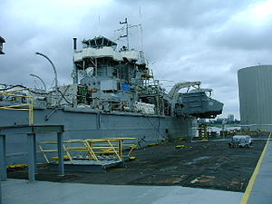 National Register of Historic Places listings in Indiana - USS LST 325 (tank landing ship), Vanderburgh County