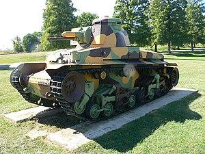 Škoda Works - Panzer 35(t) tank