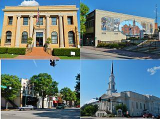 LaGrange Commercial Historic District