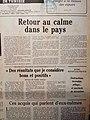 La presse 5 jan 1984 Émeutes du pain.jpg