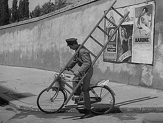 Bicycle Thieves - Image: Ladri di biciclette immagine