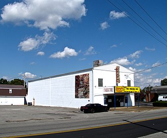 Lafayette, Tennessee - Lafayette Cinema