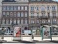 Lakóházak. - Budapest, Belső-Ferencváros, Ferenc körút, 16-18.JPG