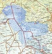 Lake Chad Wikipedia