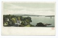 Lake from New Hotel, Weirs, Lake Winnipesaukee, N. H (NYPL b12647398-68503).tiff