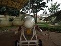Lakshya PTA (pilotless target aircraft) at HAL 7689.JPG