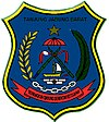 Official seal of West Tanjung Jabung