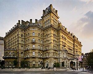 Langham Hotel, London - Image: Langham london