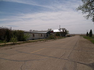 Larson, North Dakota - Businesses in Larson