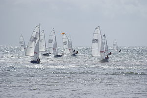 2000 (dinghy) - Laser 2000 Nationals at Sidmouth Sailing Club