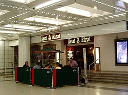 Last and First, Liverpool Street Station, EC2 (2580388487).jpg