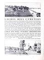 Laurel Hill Cemetery Advertisement (1904).jpg