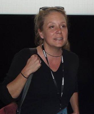 Lauren MacMullan - MacMullan at the 2013 Annecy International Animated Film Festival