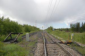 Oulu Tornio Etäisyys