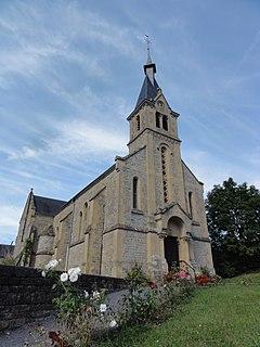 Le Châtelet-sur-Sormonne Commune in Grand Est, France