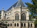 Le Havre - Cathédrale Notre-Dame du Havre - Chevet.JPG
