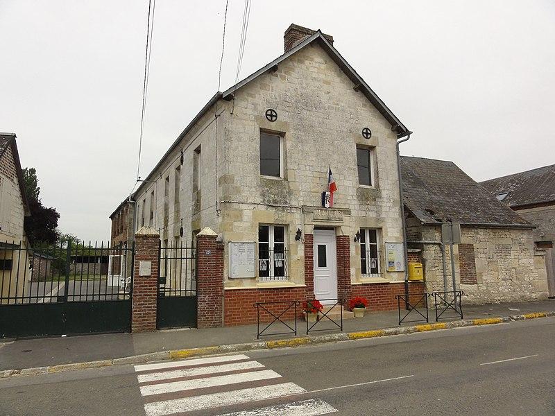 Le Thuel (Aisne) mairie