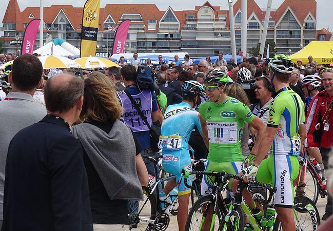Le Touquet-Paris-Plage - Tour de France, étape 4, 8 juillet 2014, départ (C05).JPG