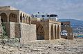 Lebanon - 20150614 - Batroun - on the left, Our lady of the sea's church.jpg
