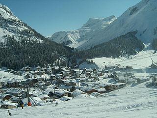 Lech (Vorarlberg) Place in Vorarlberg, Austria