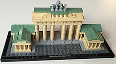 Lego Architecture Brandenburger Tor (21011)