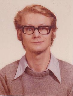Leif Erland Andersson Swedish astronomer