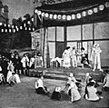 Leoncavallo - Pagliacci, act II - The play - Le Théâtre - The Victrola book of the opera.jpg