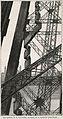 Les escaliers de la Tour Eiffel, au-dessus de la deuxième plate-forme, 1889.jpg