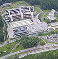 Letecký pohľad na areál SMÚ a BIONT, a.s. - Aerial view on SMÚ and BIONT, a.s. campus - panoramio.jpg