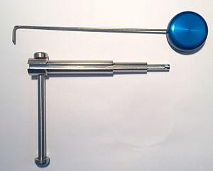 Lever tumbler lock - A type of lock pick used to pick lever tumbler locks