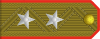 Lieutenant General rank insignia (North Korea).svg